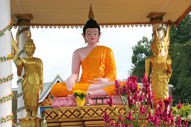 Buddhism – The Main Religion in Laos