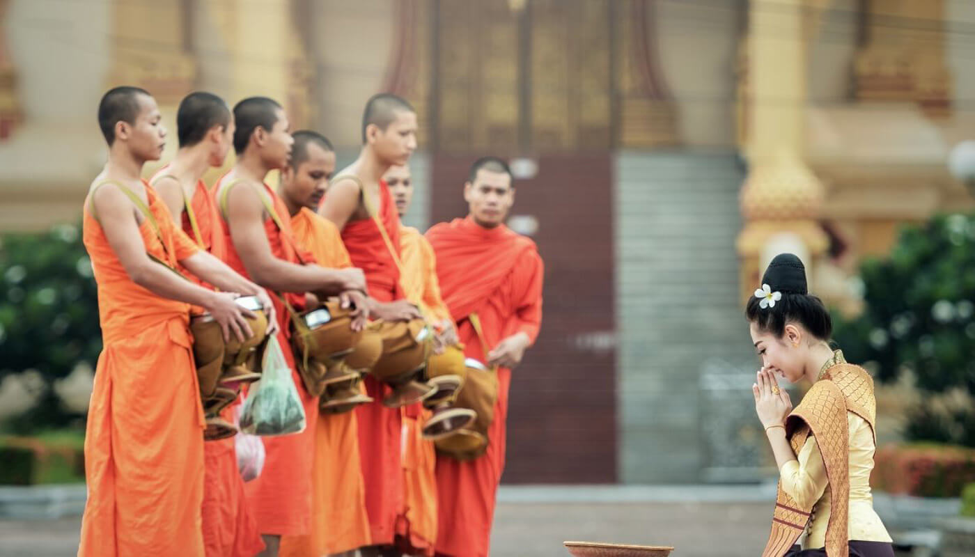 Cambodia & Laos tour packages from India