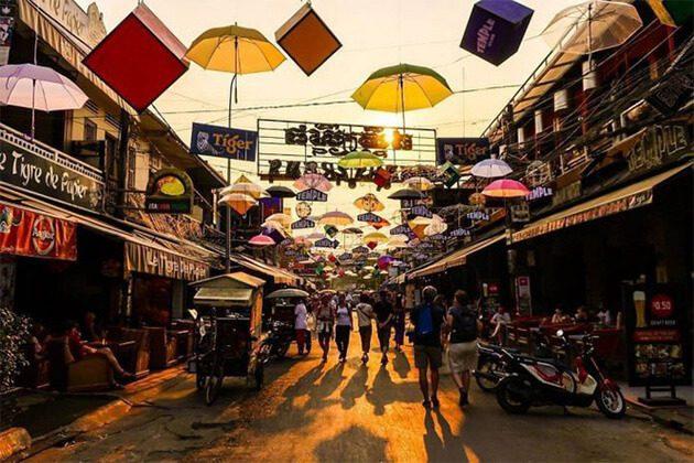 Go Indochina Tour visit Siem Reap