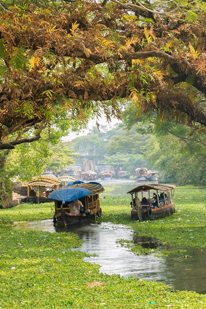 Indochina tour packages from Kerala