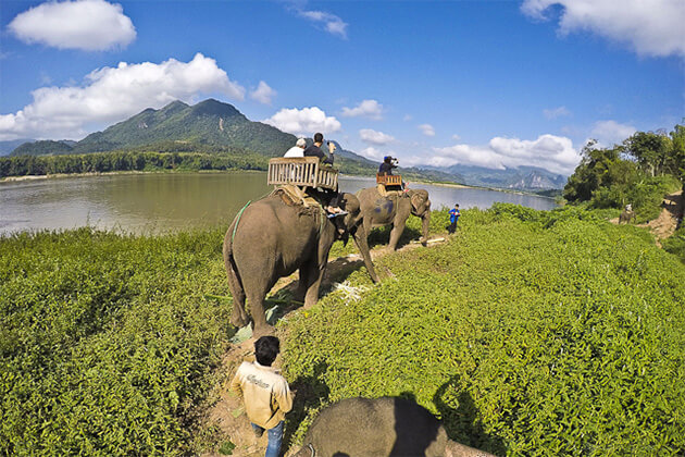 Laos-in-dry-season - best time to visit