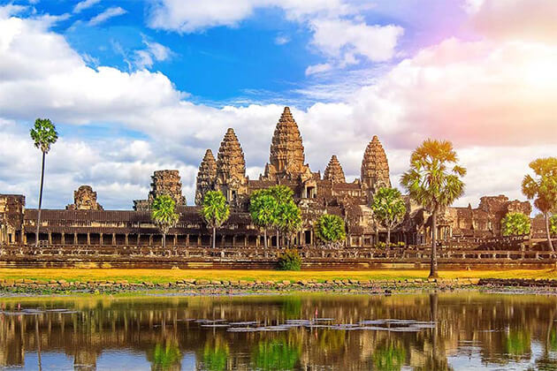 Siem Reap best spot in Vietnam Cambodia Laos trip from India