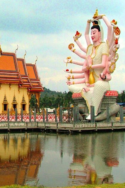Surat to Vietnnam, Cambodia & Laos