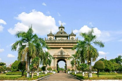 Vientiane best place to visit in Laos tour