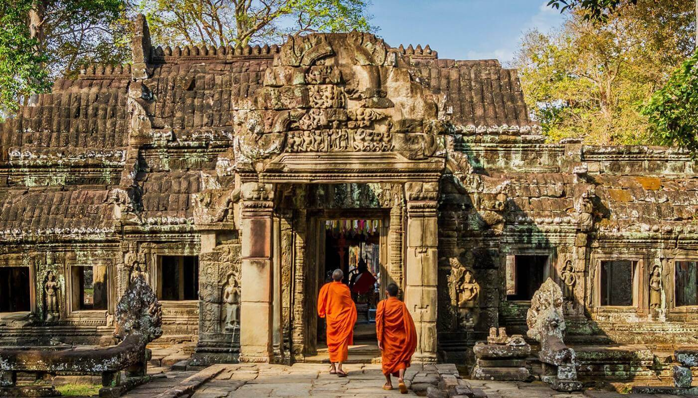 Vietnam Cambodia Tour Packages from India