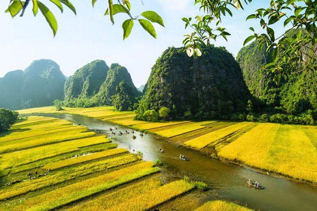 Vietnam Laos tour package
