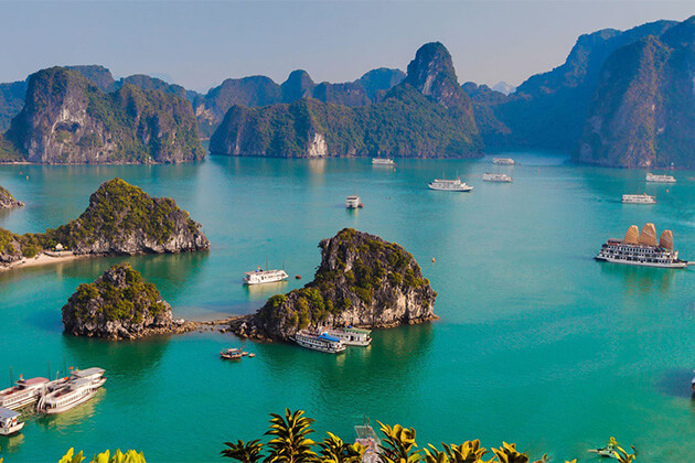 Vietnam Tour Packages from Indochina tours for India