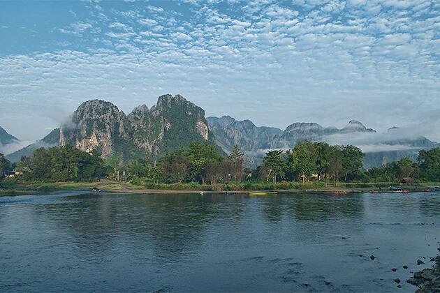 Wet Season in Laos