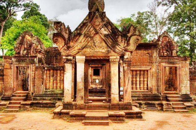 banteay srey temple siem reap