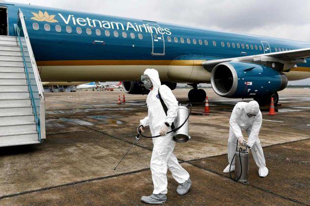 coronavirus news and update in vietnam
