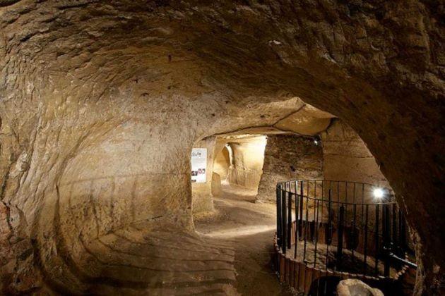 cu chi war tunnels