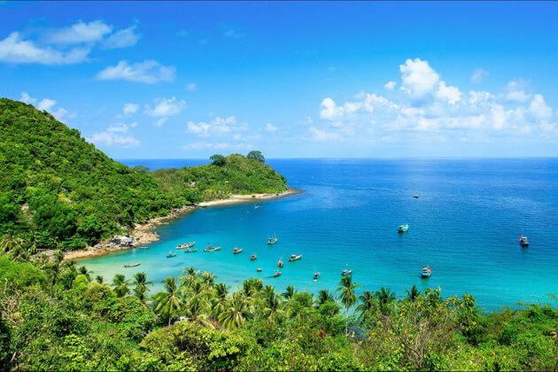 discover Nam Du Island (Kien Giang) from Vietnam trip