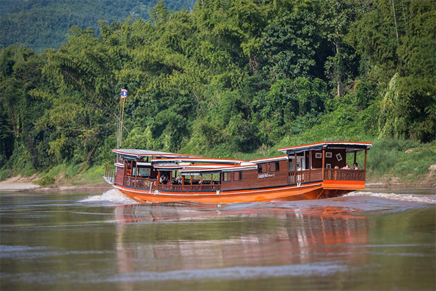 experience Nava Mekong from Laos packages