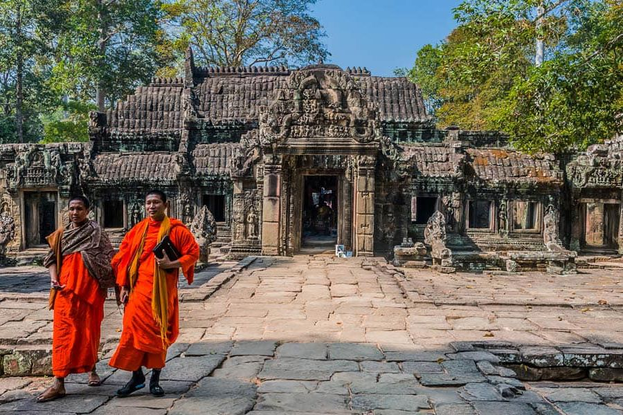 feel confident to travel to indochina from india