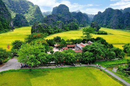 hoa lu ancient capital vietnam cambodia trip packages from india