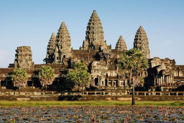 marvel at angkor wat at siem reap cambodia and laos holiday packages from india