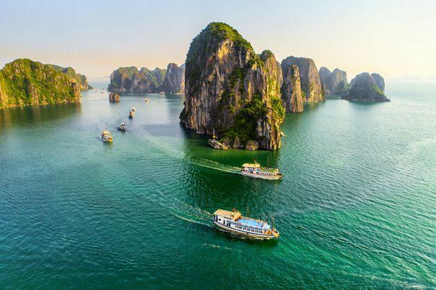 taste of vietnam laos tour packages