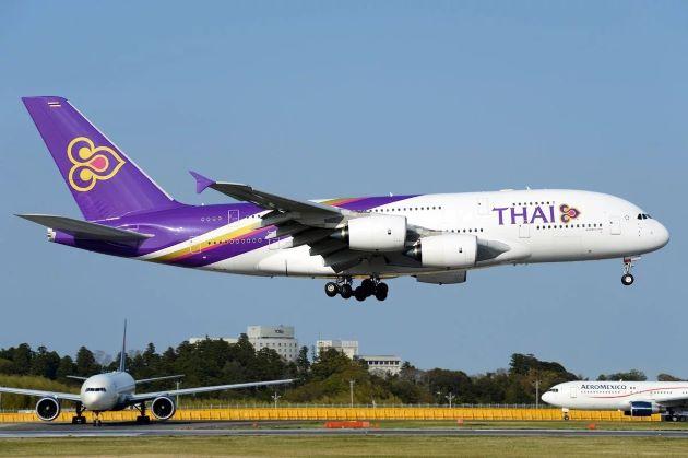 thai airways fligts from Ahmedabad to vietnam