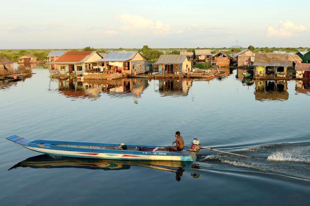 tonle sap lake boat trip