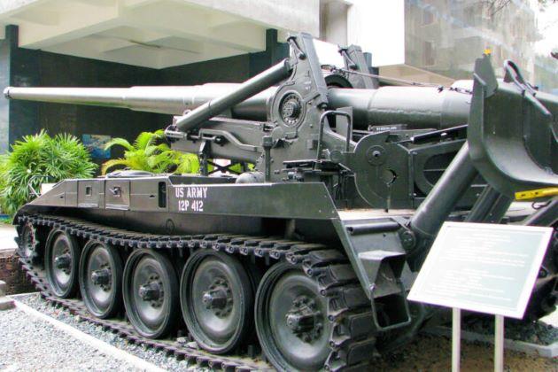 war remnant museum in saigon
