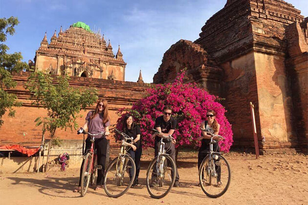 we dare innovation for Indochina tour